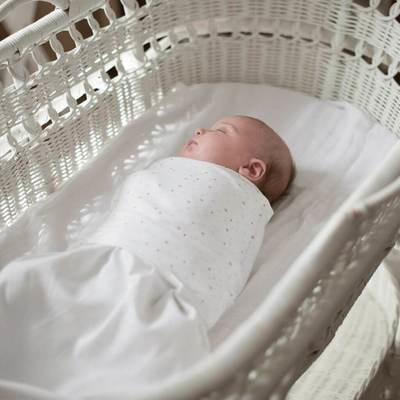 Pink Stardust Zen Classic Swaddle