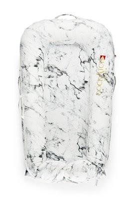Deluxe+ Dock - Carrara Marble