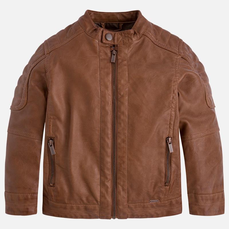 Leatherette Jacket 3462-7