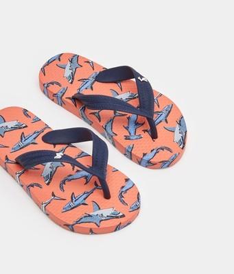 Shark Flip Flops -  9