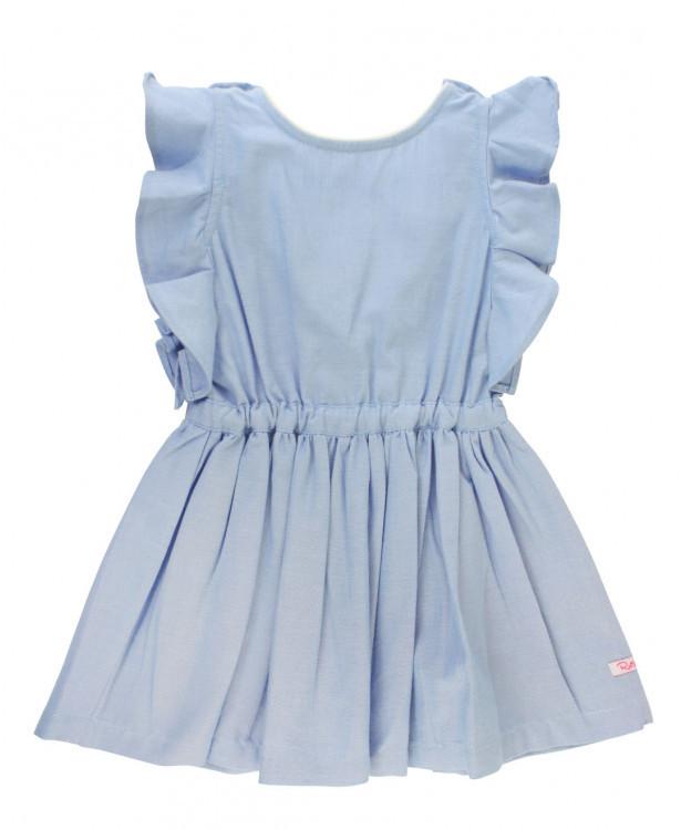 V-Back Dress 4t