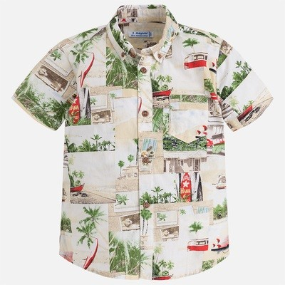 Layerd Shirt 3158-8