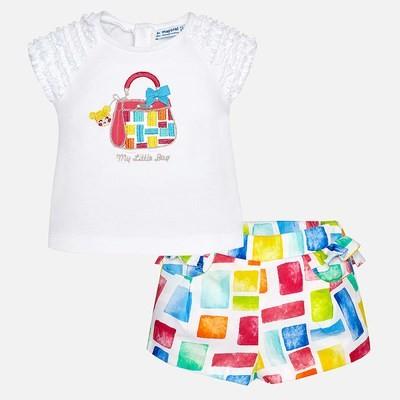 Shorts & T-Shirt Set 1264 18m