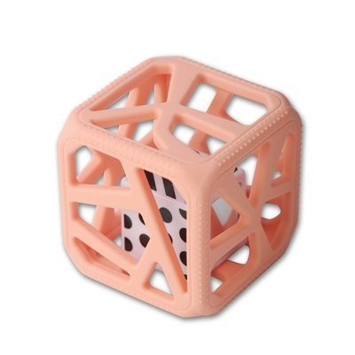 Peachy Pink Chew Cube