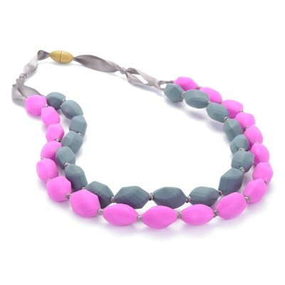 Astor Necklace - Fuchsia