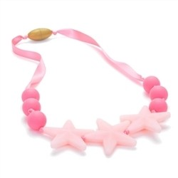 Glow in the Dark Necklace  - Bubble Gum