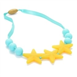 Glow in the Dark  Necklace - Lemon Ice
