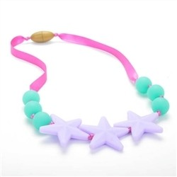 Glow in the Dark Necklace - Violet