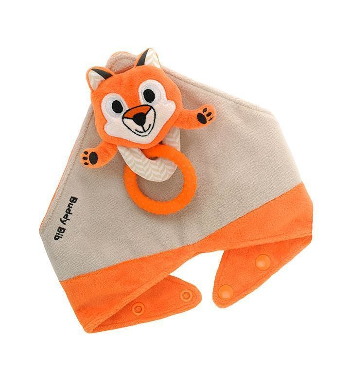 Fox Buddy Bib