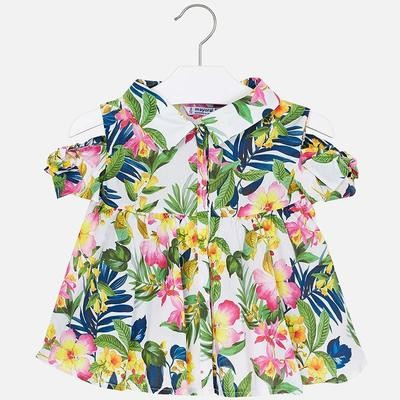 Tropical Blouse 3108 - 5
