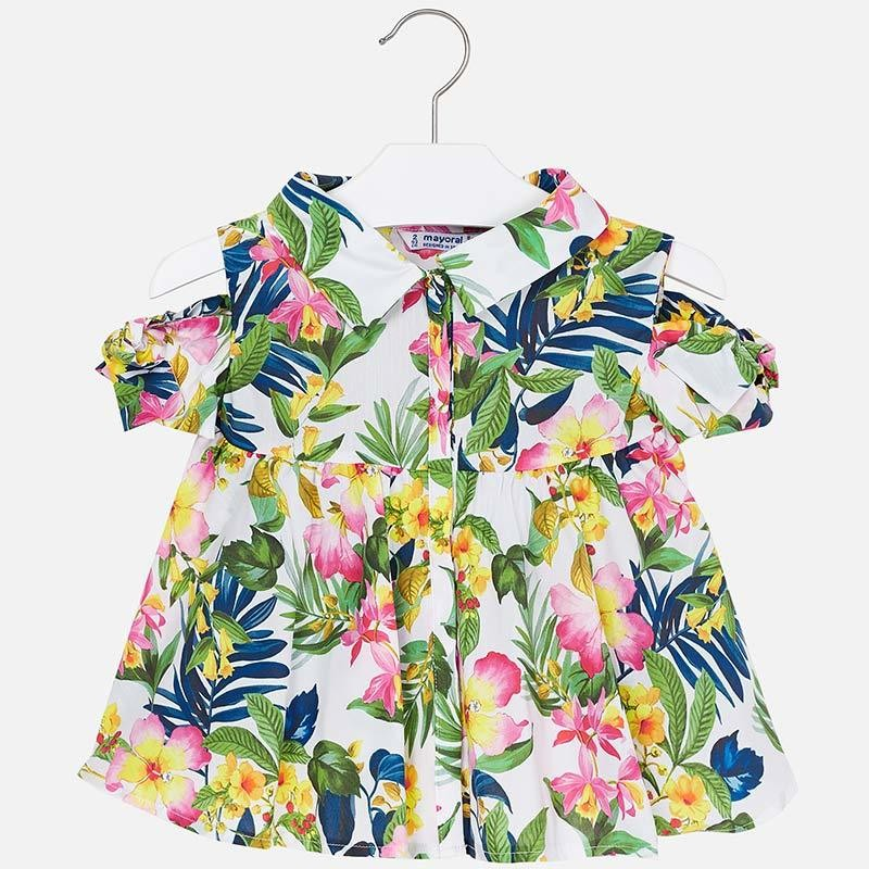 Tropical Blouse 3108 - 8