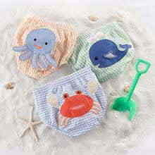 Beach Bums Diaper Covers
