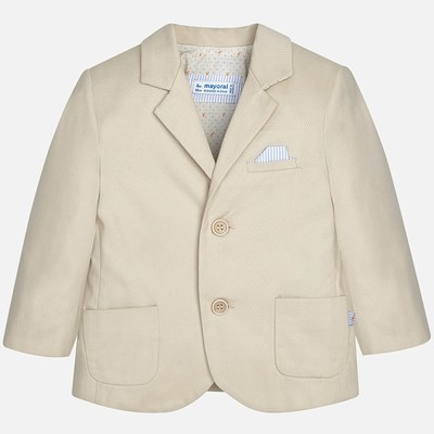 Formal Beige Jacket 1448 12m