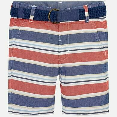 Striped Shorts 3242 - 2
