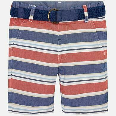 Striped Shorts 3242 - 6