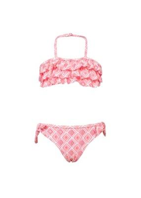 Diamond Ruffle Bikini - 6