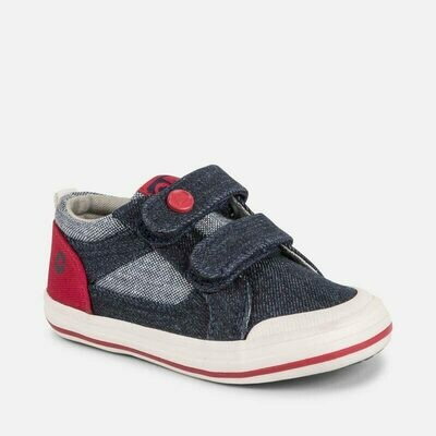 Canvas Sneakers 41060 - 5.5