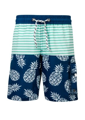 Pineapple Mint Boardie - 6