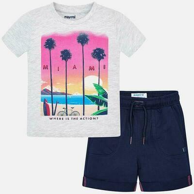 Shorts Set 3610 - 7
