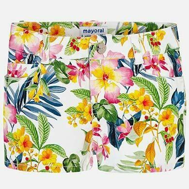 Tropical Shorts 3210 - 2