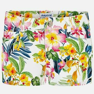 Tropical Shorts 3210 - 4