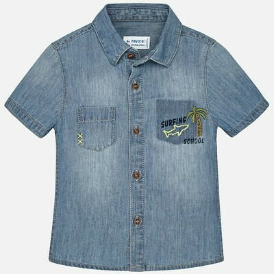 Denim Shirt 1158 12m