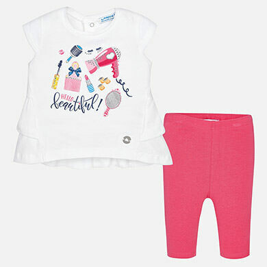 Capri Leggings Set 1776 6m