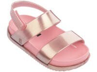 Rose Gold Cosmic Sandals - 10
