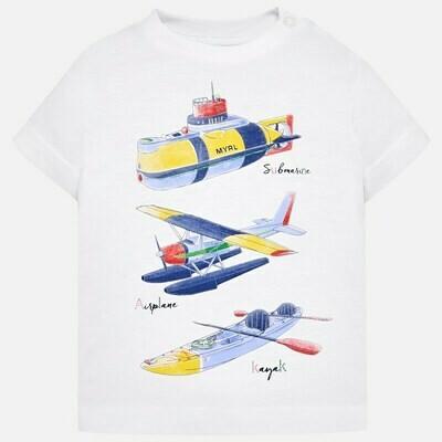 Sporty T-Shirt 1029 9m