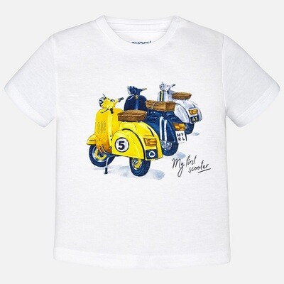 Scooter T-Shirt 1038 12m