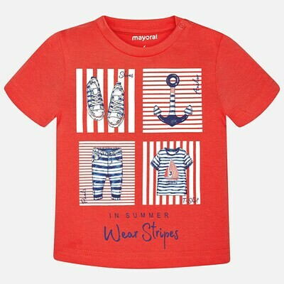 Wear Stripes T-Shirt 1046 6m