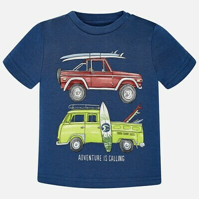 Adventure T-Shirt 1056 9m