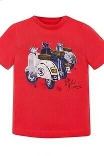 Scooter T-Shirt 1038G 12m