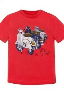 Scooter T-Shirt 1038G 12m