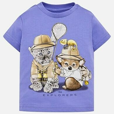 Explorers T-Shirt 1019 12m