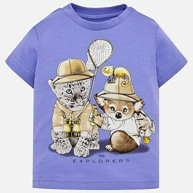 Explorers T-Shirt 1019 9m
