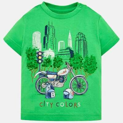 City Colors T-Shirt 1020 12m