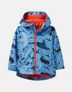Blue Whales Raincoat 2y