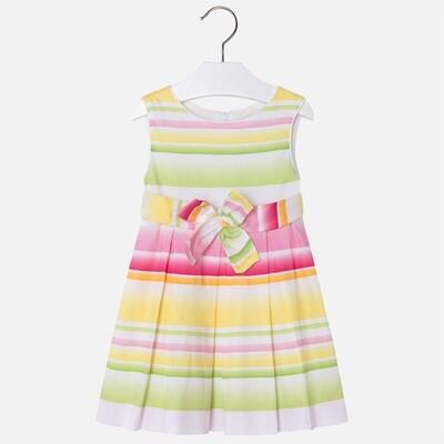 Striped Dress 3950A 6