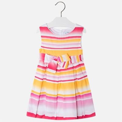 Striped Dress 3950F 2