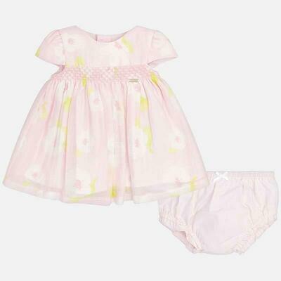 Voile Dress Set 1824 12m