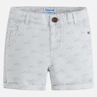 Print Shorts 3266G-8