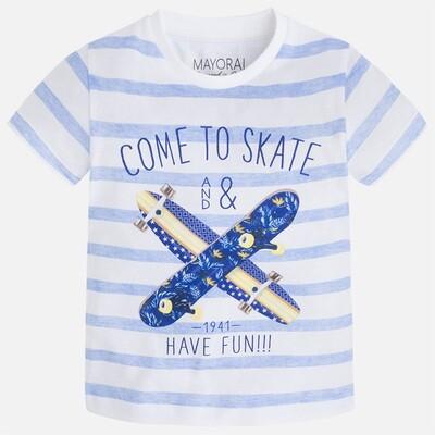 Skateboard T-Shirt 3007P-7