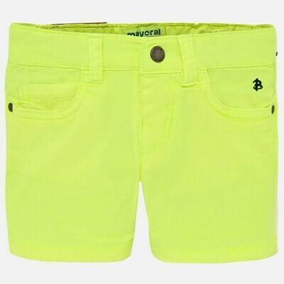 Twill Shorts 206P 12m