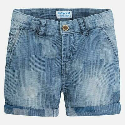 Denim Shorts 3276-3
