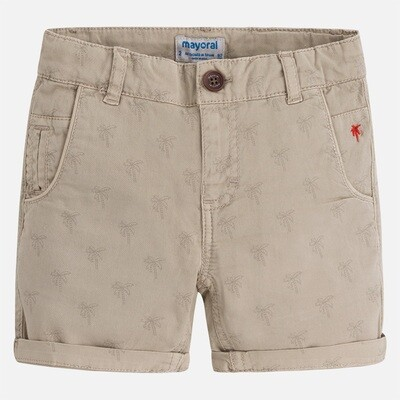 Palm Tree Shorts 3266-3