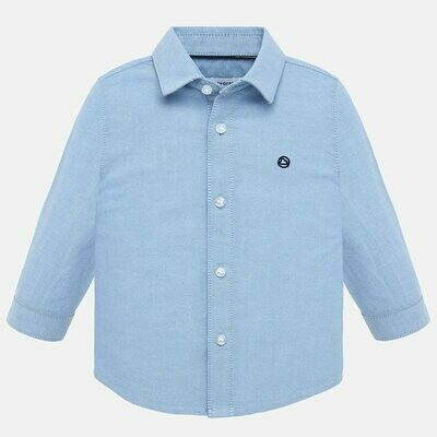 Blue Oxford Shirt  113 6m