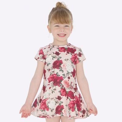 Floral Dress 4938 - 8
