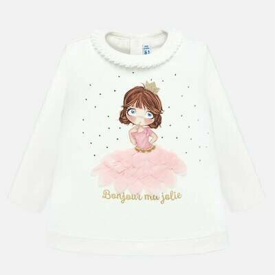 Pink Princess Shirt 2011 - 9m