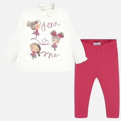 Leggings Set 2743 9m
